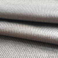 ajiacn防电磁辐射100%针织银纤维面料